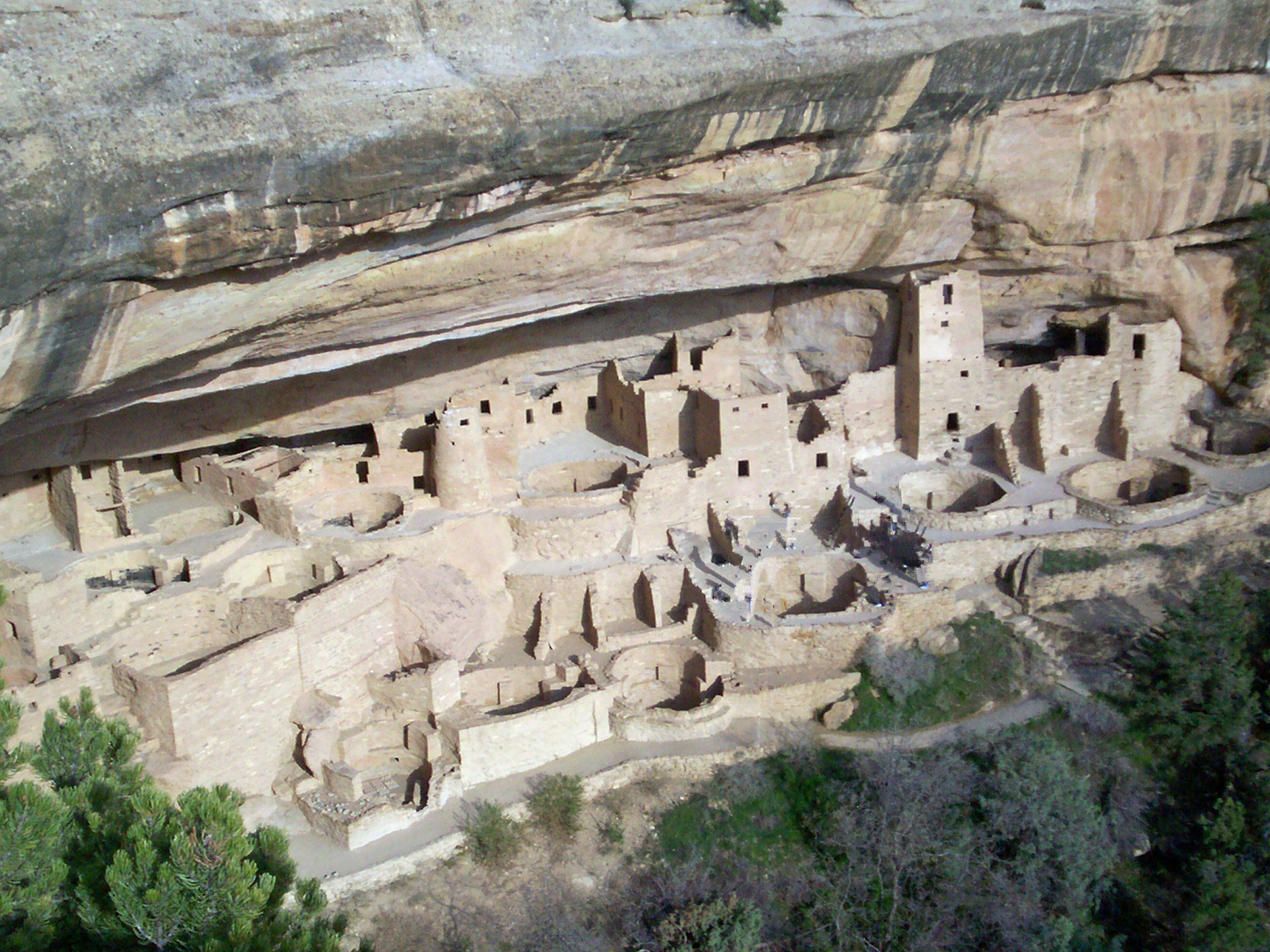how to get to mesa verde national park