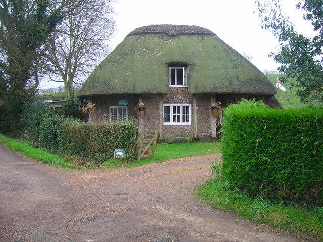 Cottage Type Small Kitchen