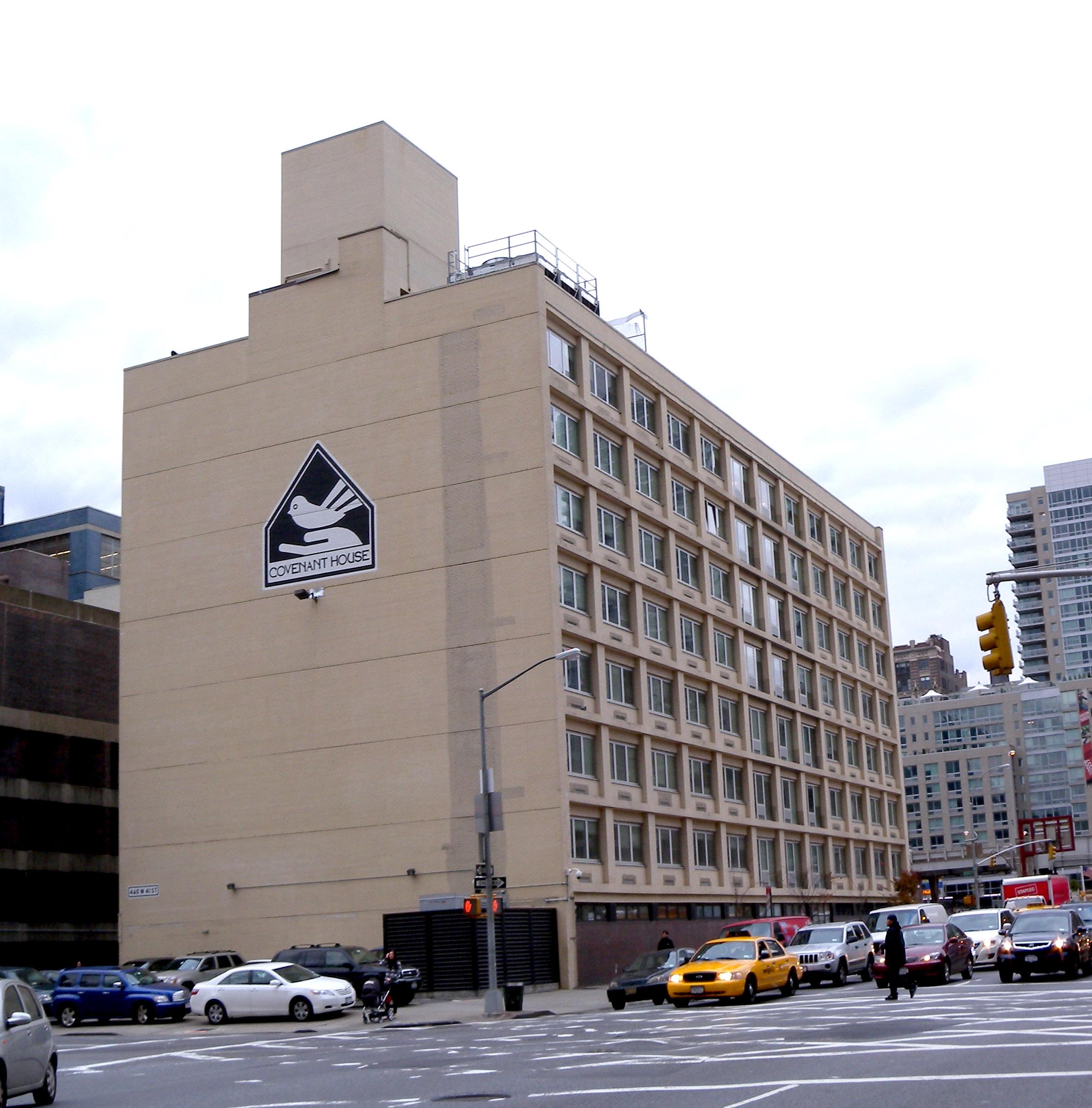 Covenant House Toronto Logo History[edit