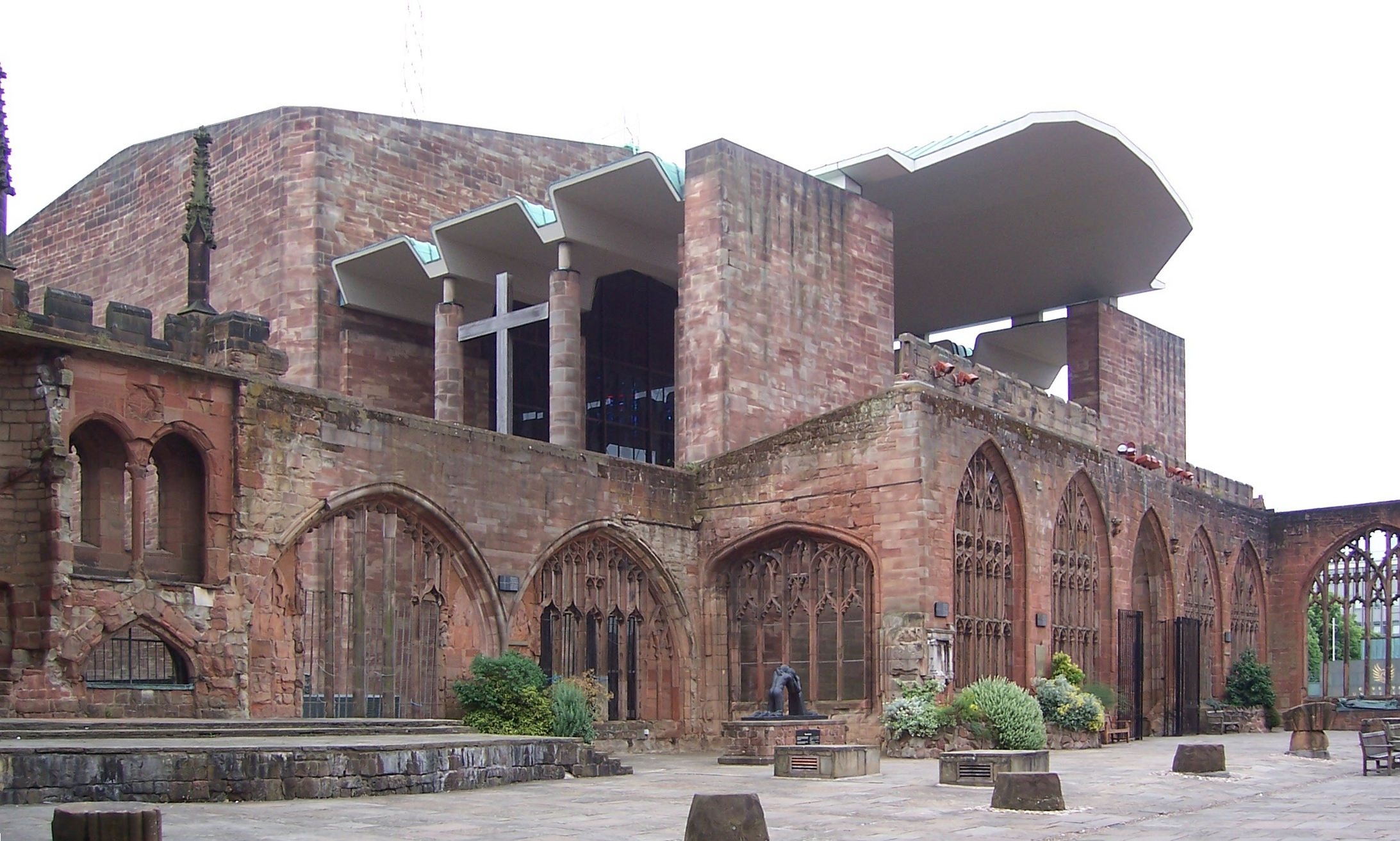 File coventry cathedral wikimedia commons for The coventry