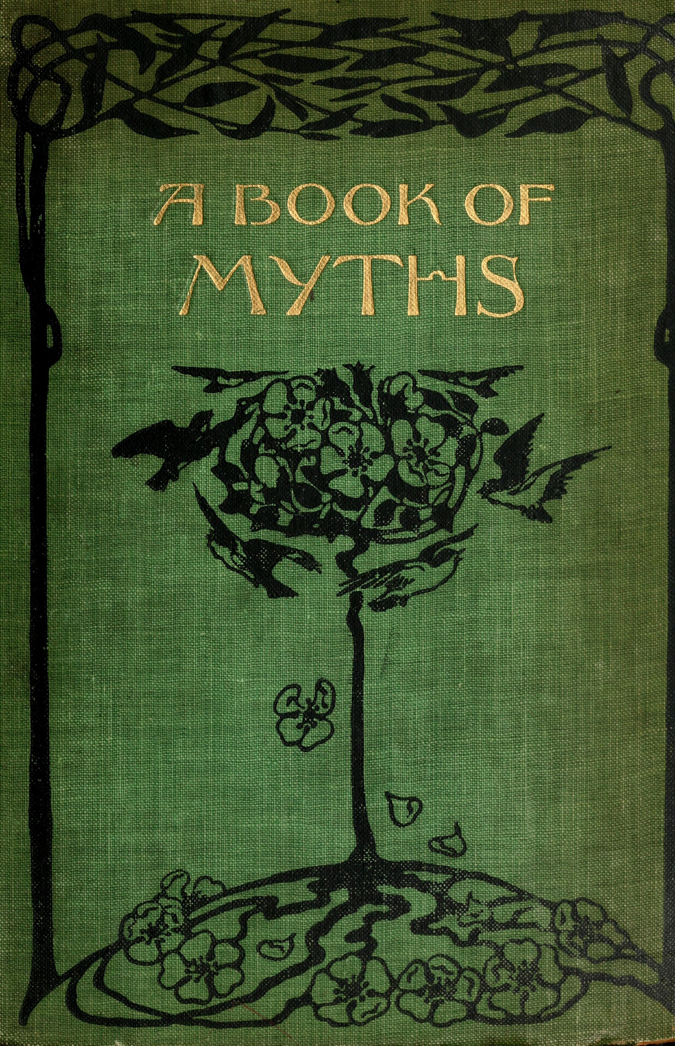 Book Cover Design Description : File cover design a book of myths g wikimedia commons