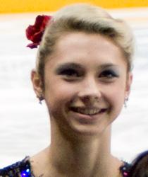 Ksenia Makarova figure skater
