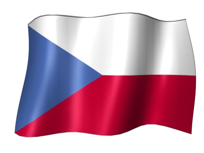 чешский флаг