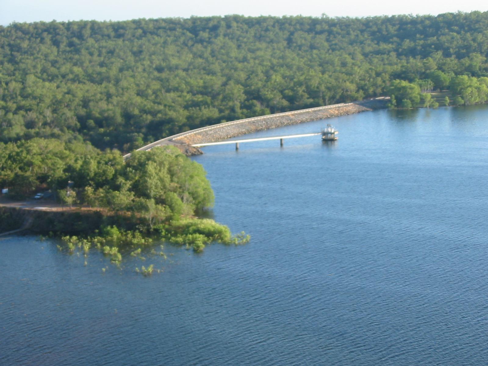 Darwin River Dam - Wikipedia