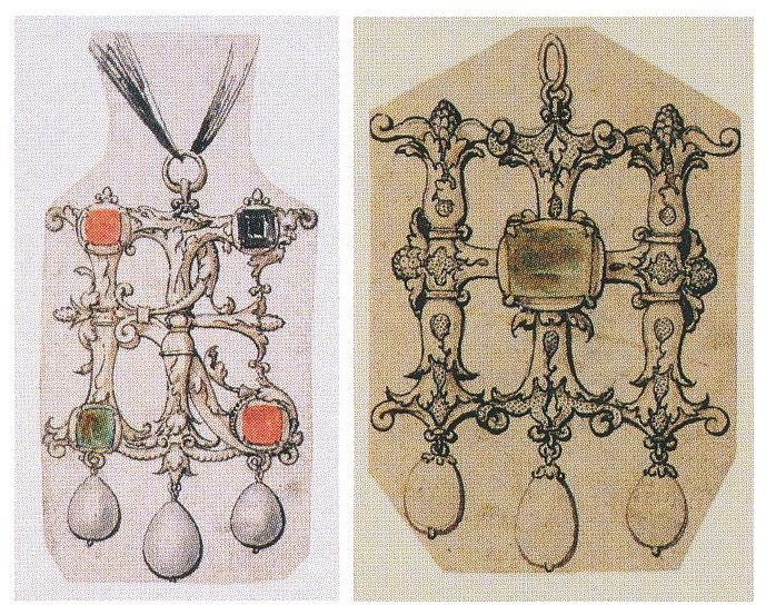 File:Designs for Jewelled Initial Letters by Hans Holbein