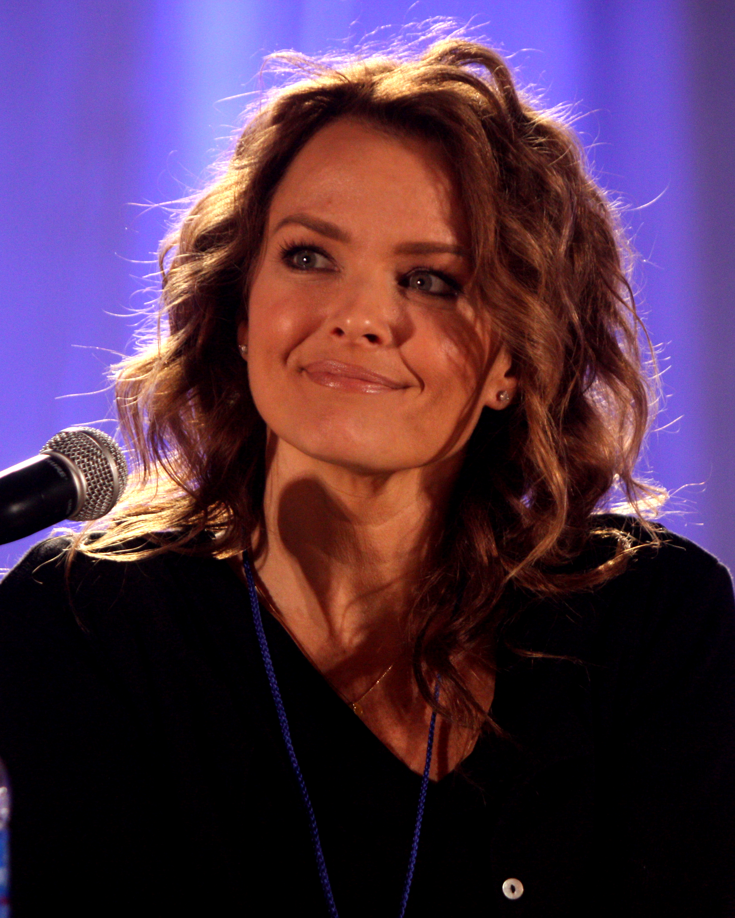 Dina Meyer birds of prey