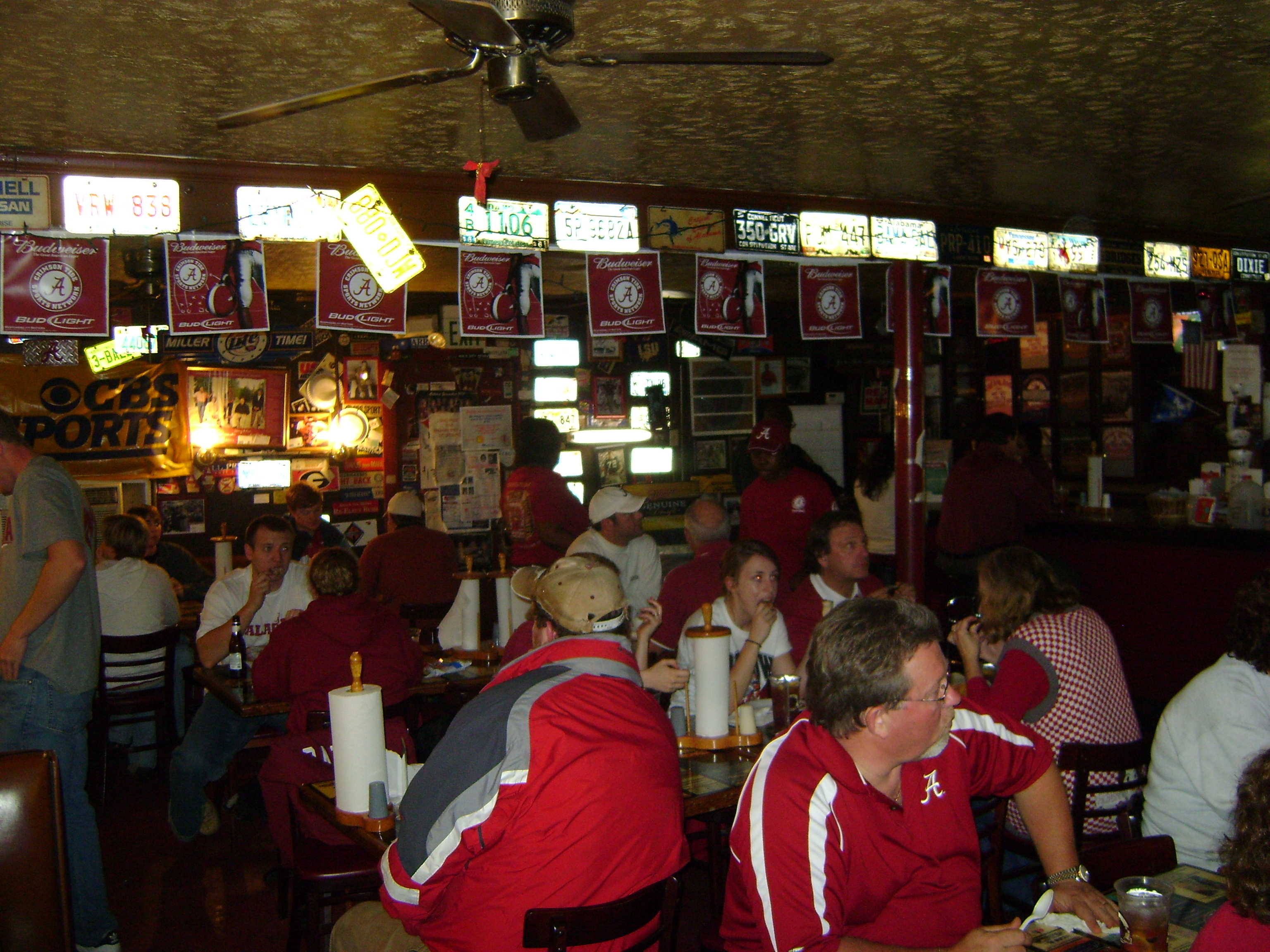 The best barbecue restaurants in montgomery for Food bar tuscaloosa