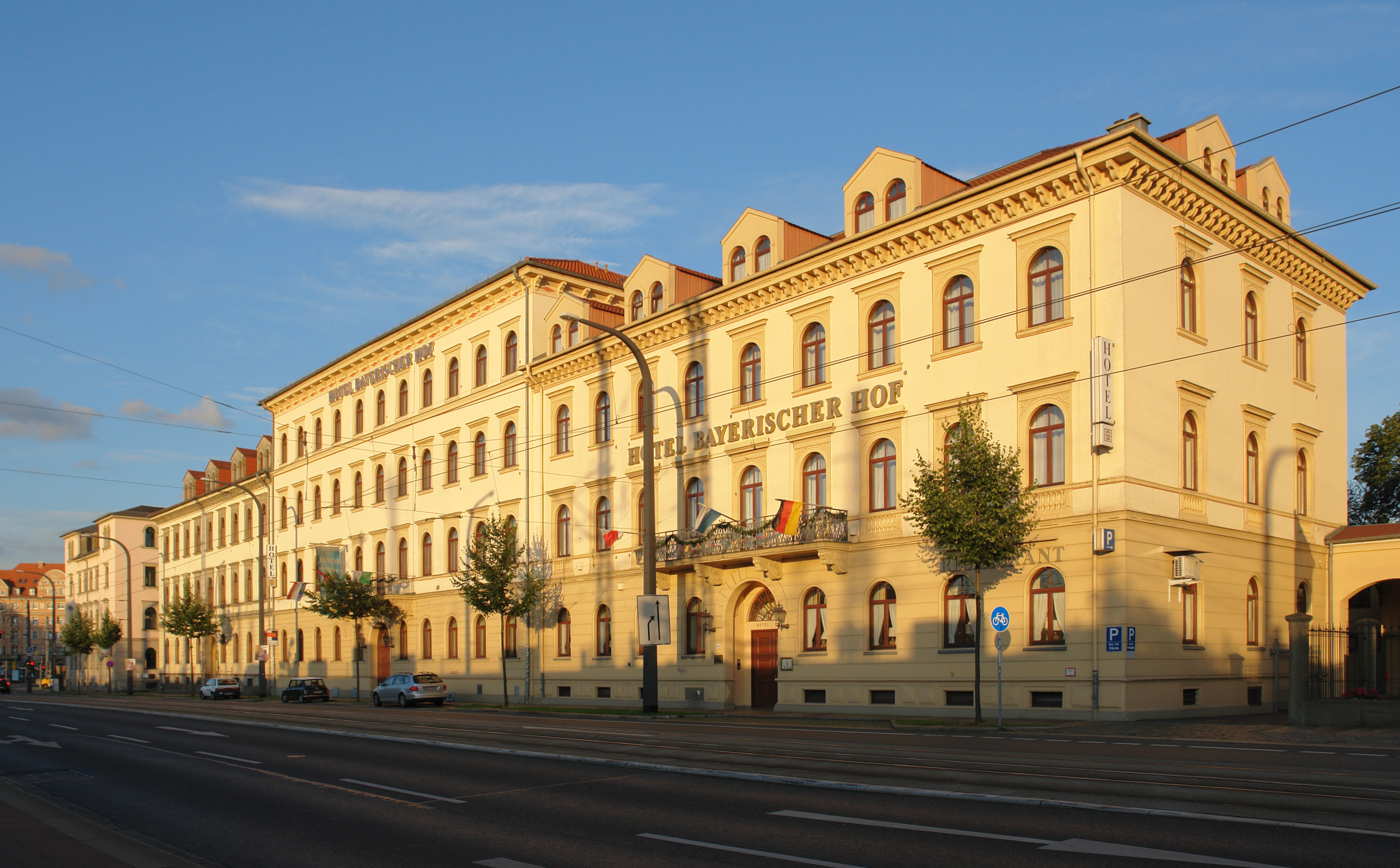 Hotel Bayerischer Hof Mokoomba