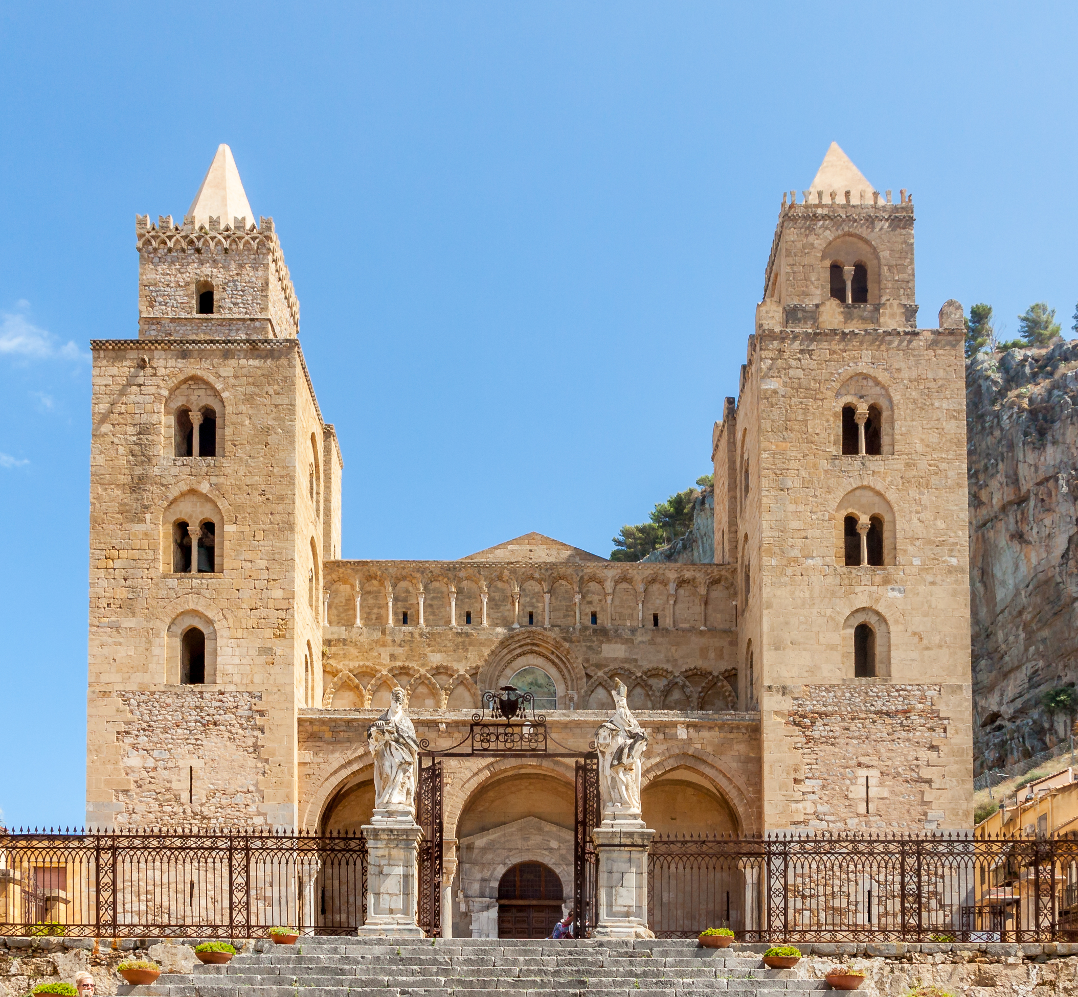 Cefalù Cathedral - Wikipedia