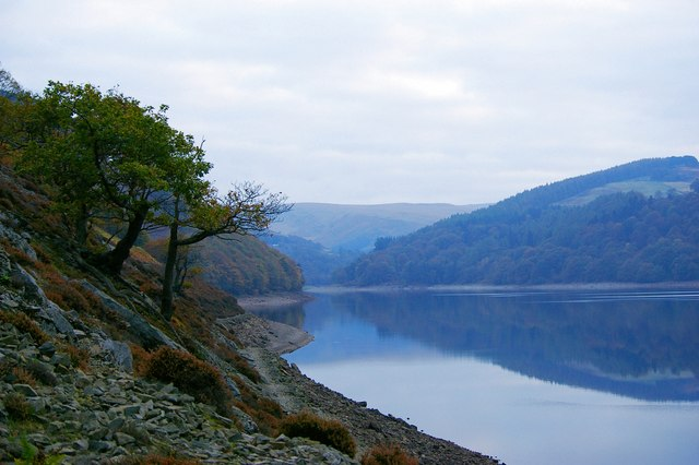 Elan Valley - geograph.org.uk - 603251