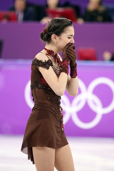 Evgenia Medvedeva at the 2018 Winter Olympic Games - Free program 20.jpg
