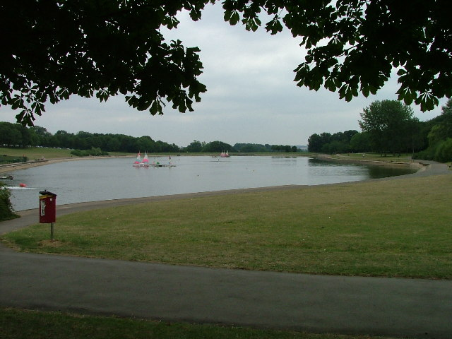 Fairlands Valley Park - geograph.org.uk - 29372