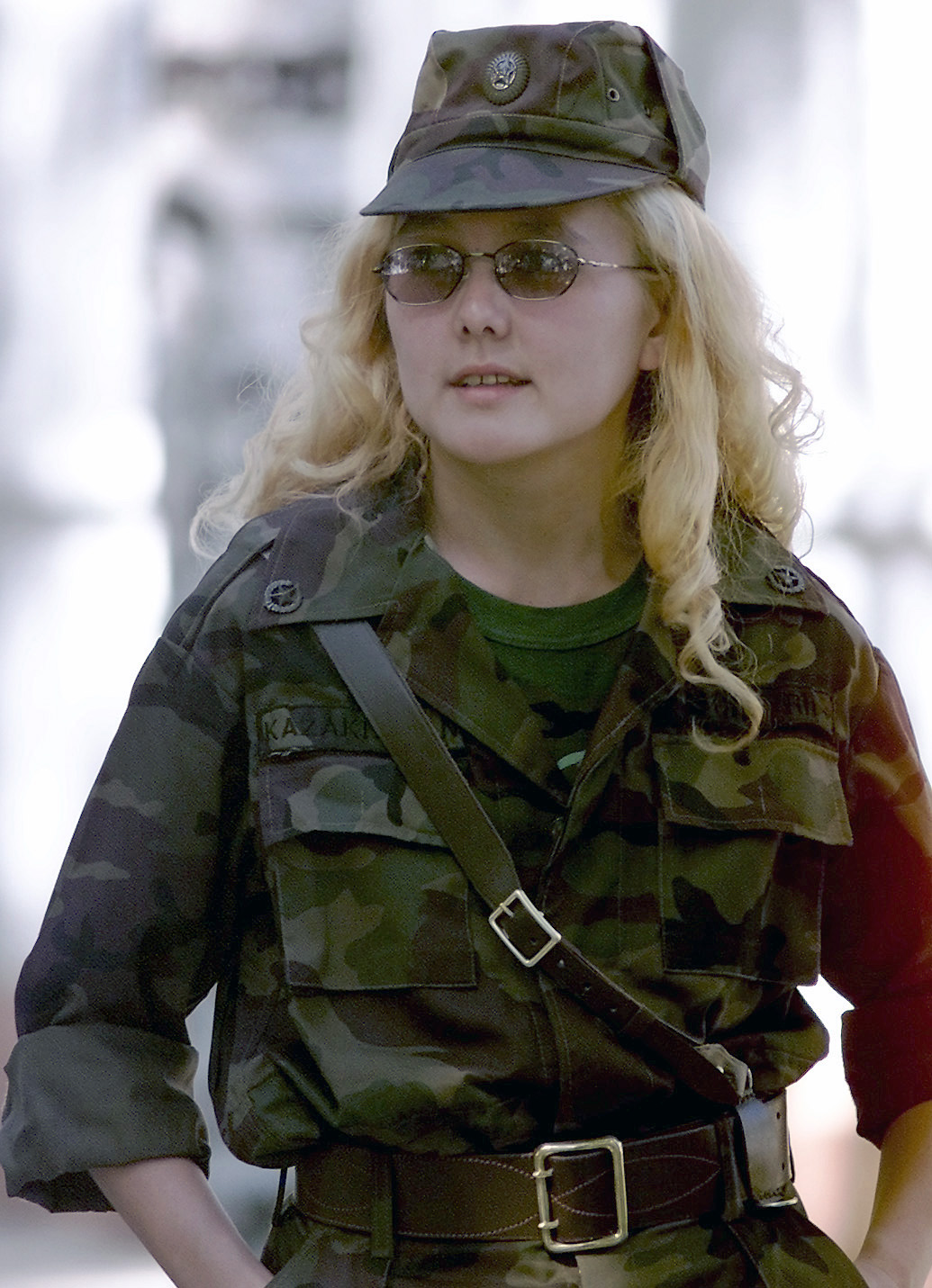 American Female Army Soldiers File:female soldier of the