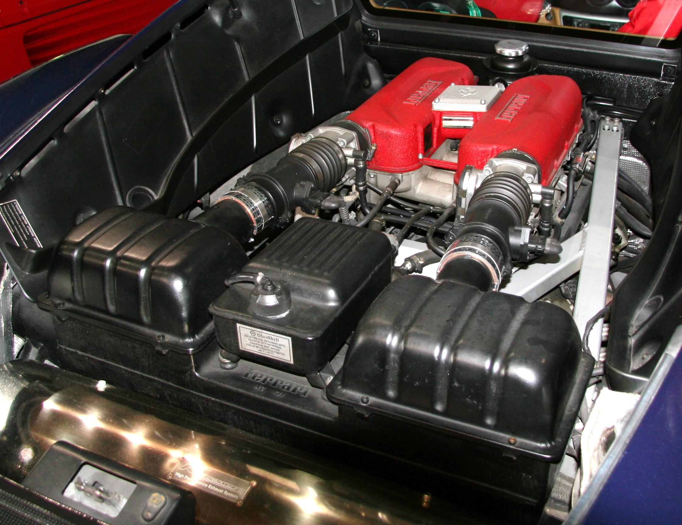File Ferrari 360 Engine Room Jpg Wikimedia Commons