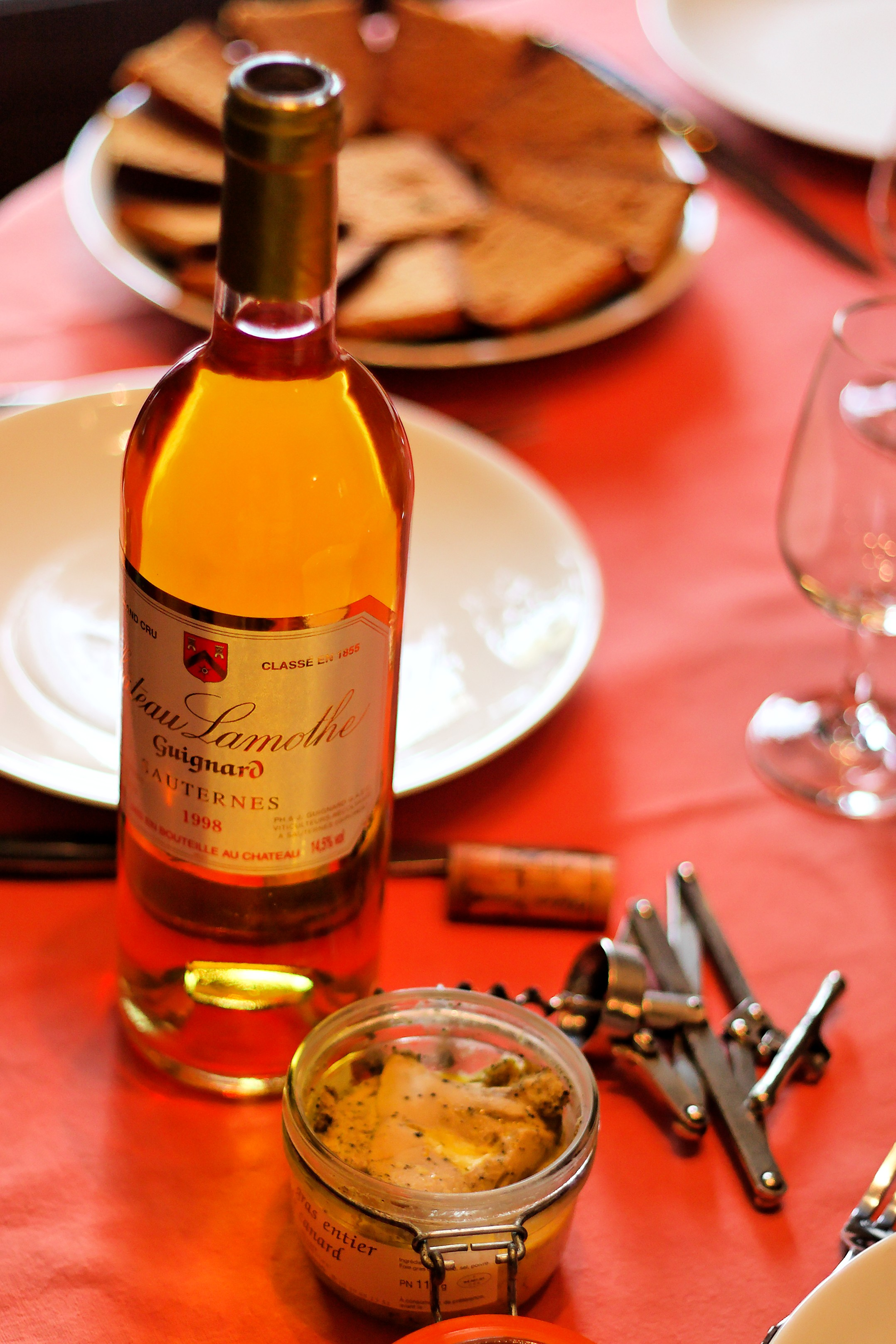 Sauterne: a great dessert wine for beginners!