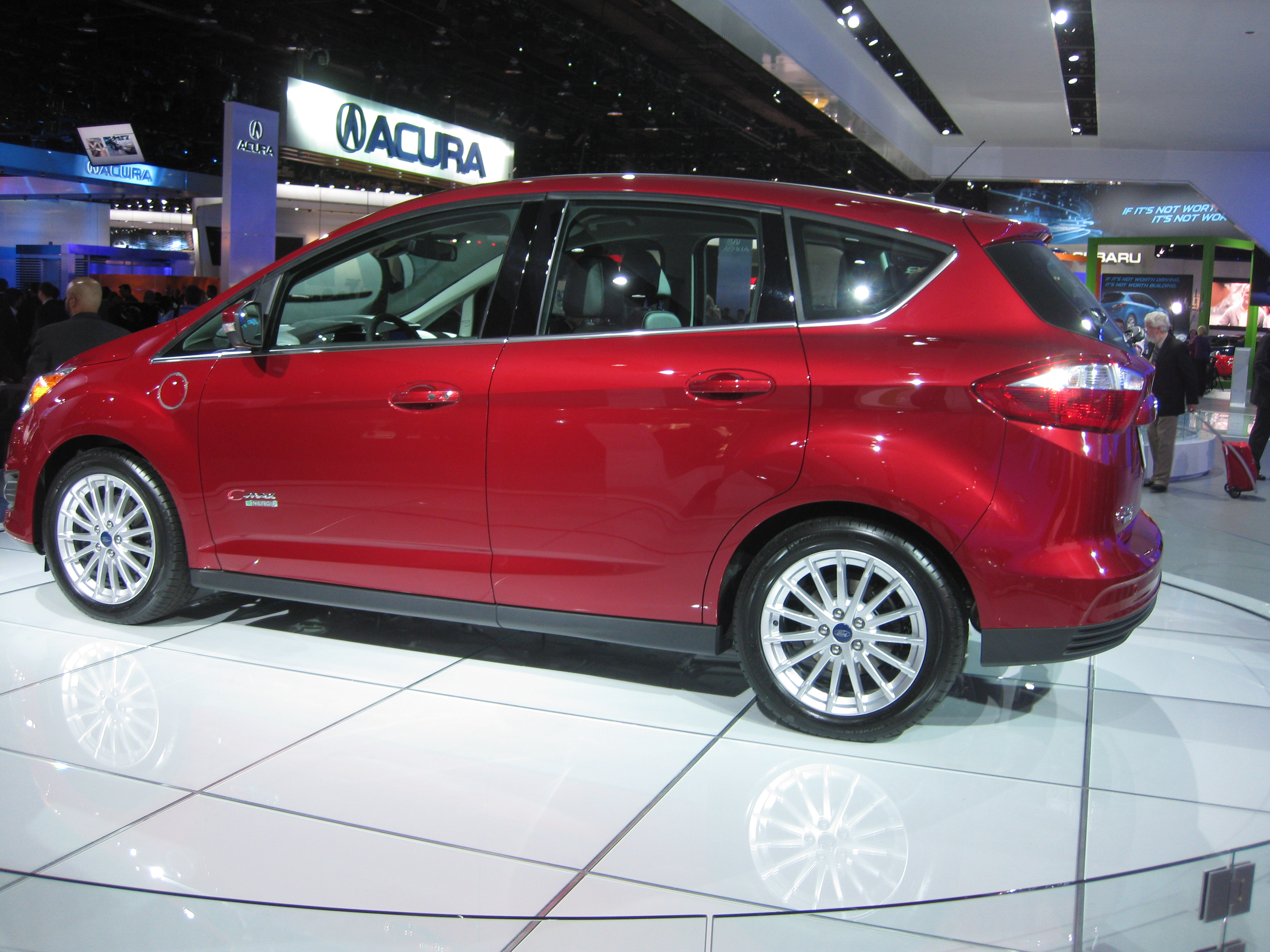 file ford c max energi at naias 2012 6673493479 jpg wikimedia commons. Black Bedroom Furniture Sets. Home Design Ideas