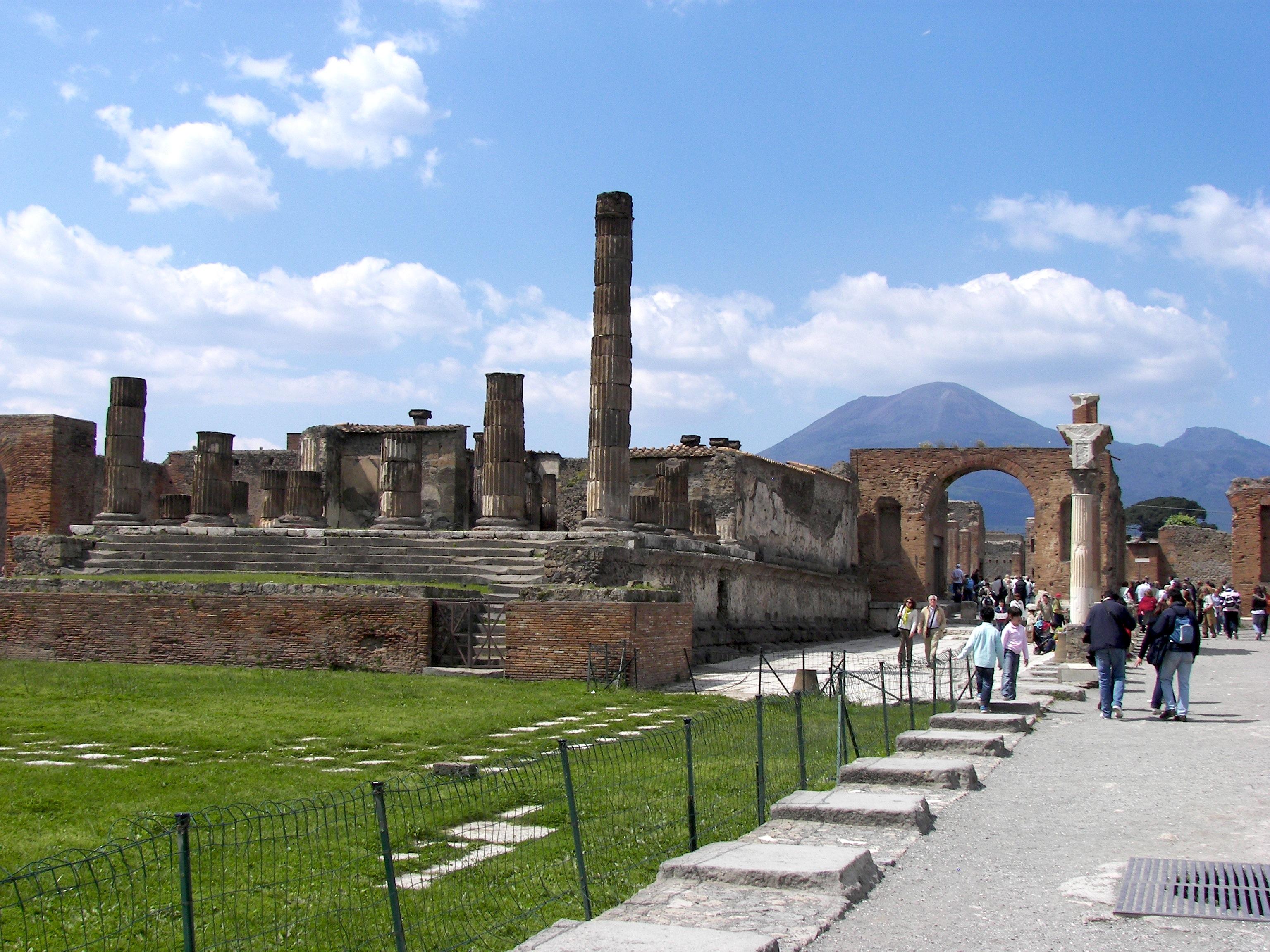 Visita Pompeya desde Roma