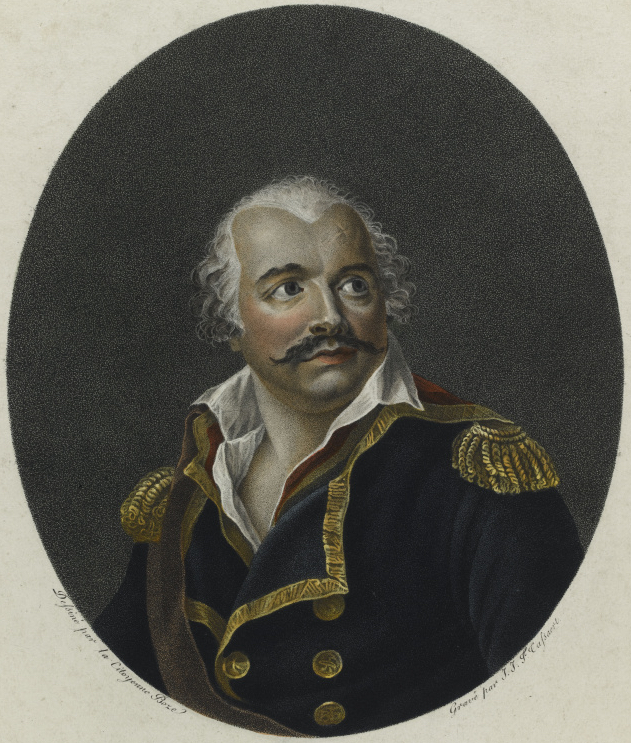 Jean François Carteaux French painter