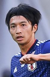 Gaku Shibasaki Japanese footballer