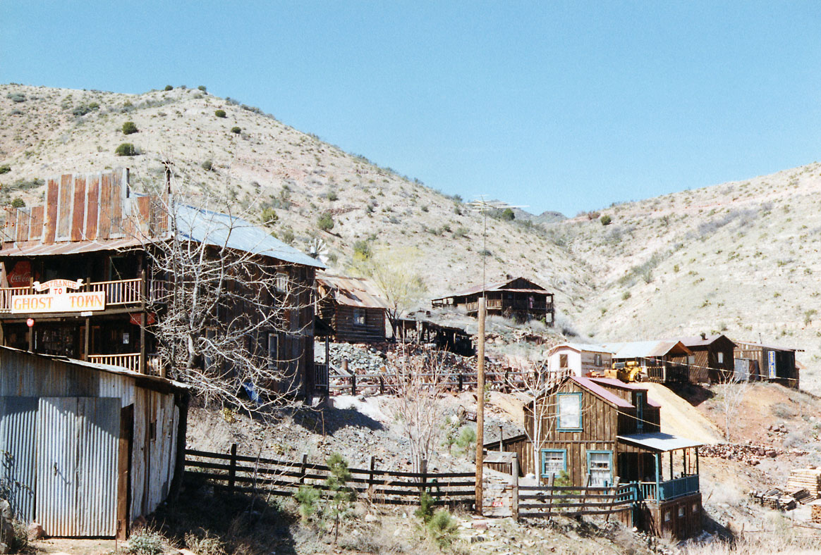 Jerome Arizona Ghost Town Tour