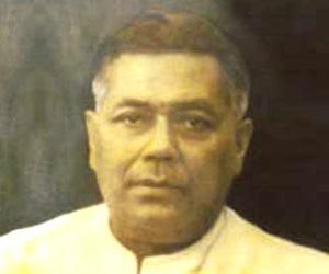 Gopinath Bordoloi Chief Minister of Assam