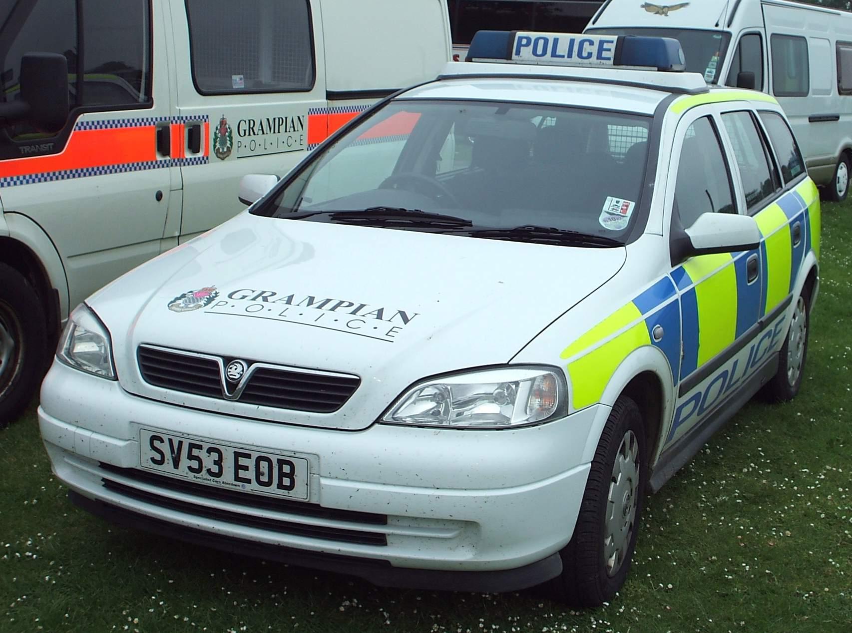 Ex Police Car Sales Leeds