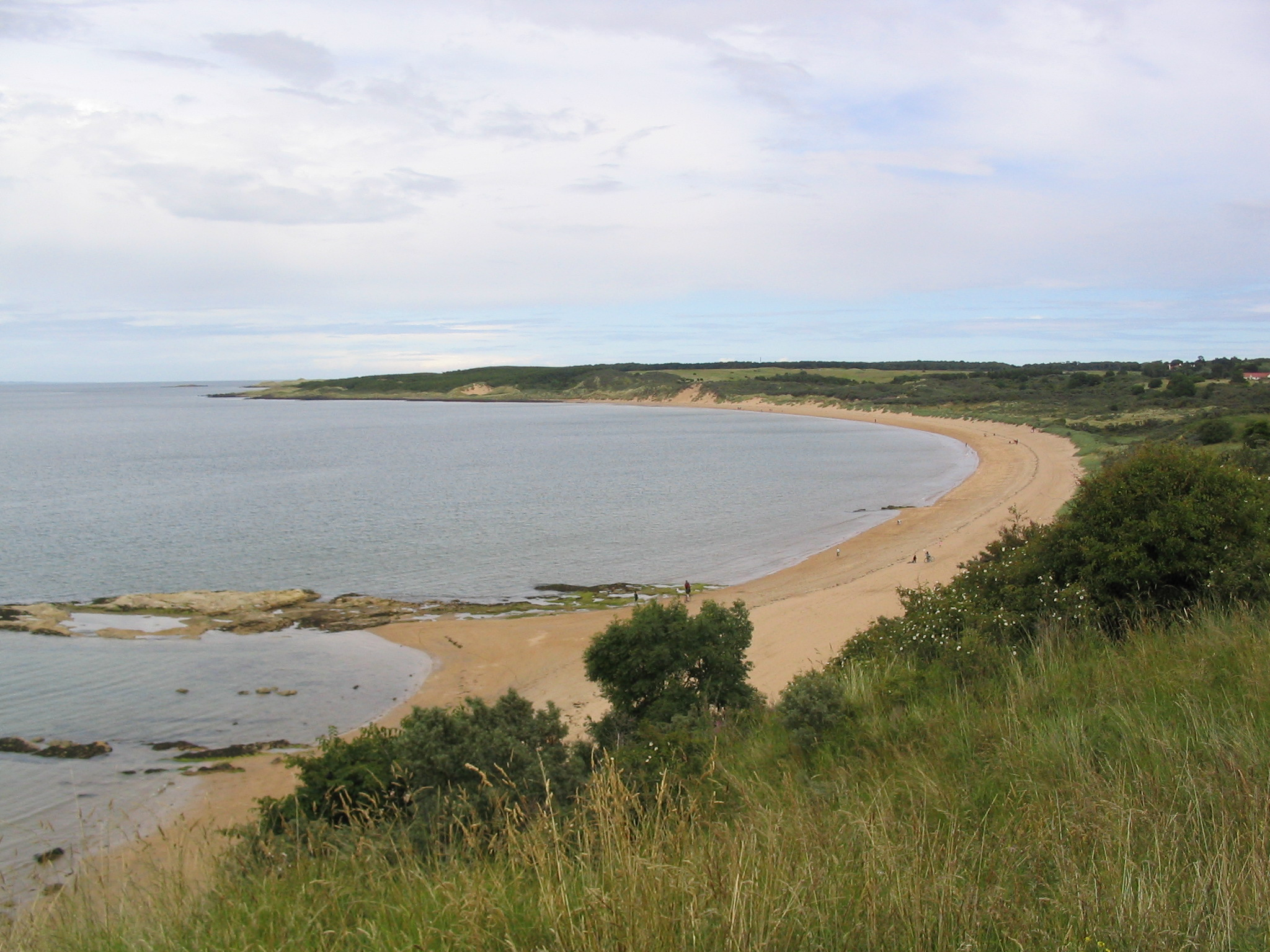 Gullane United Kingdom  city pictures gallery : Gullane Beach Humbie, United Kingdom