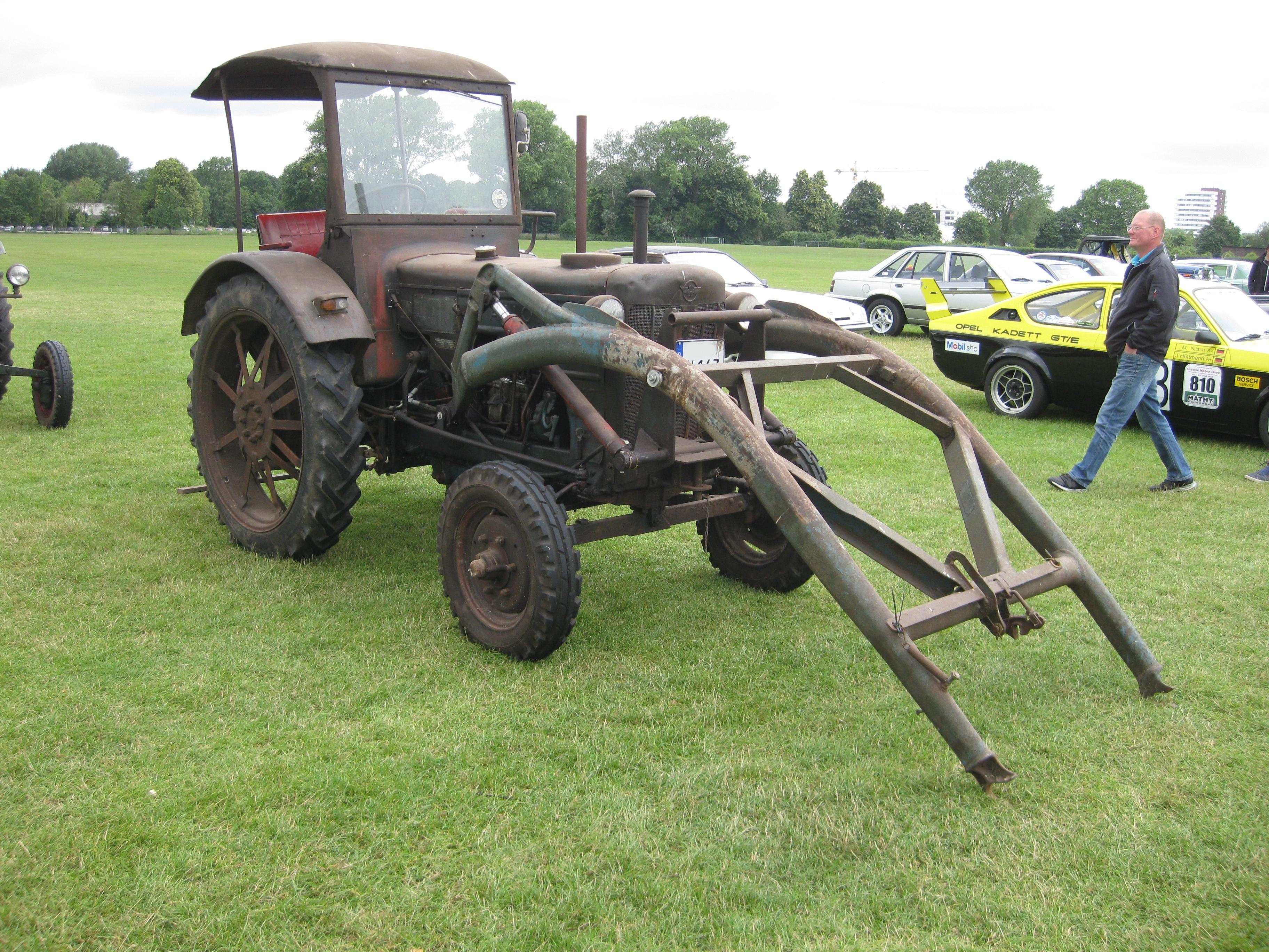 filehanomag traktor frontlader  wikimedia commons
