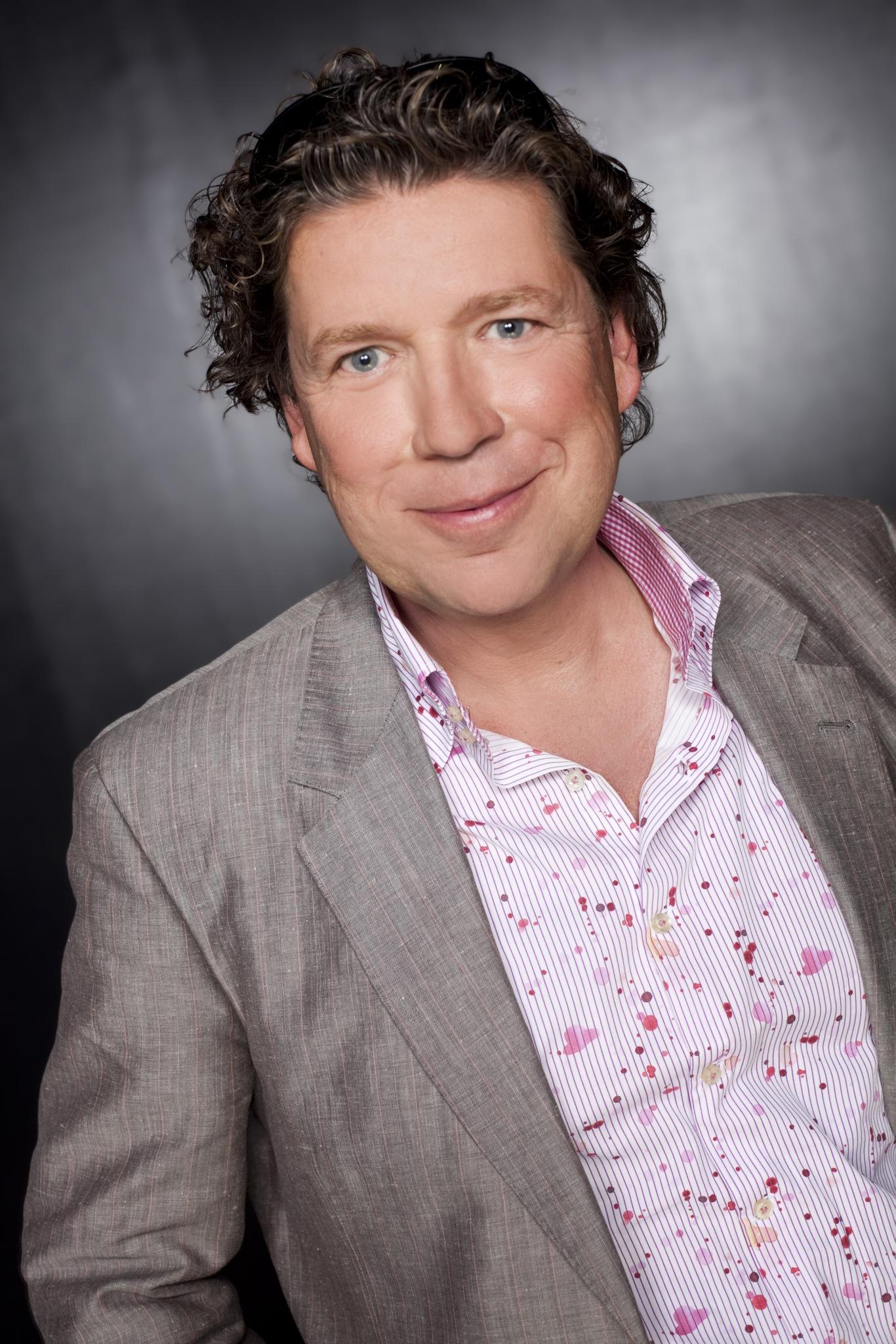 De 56-años, 180 cm de altura Henkjan Smits en 2018 foto