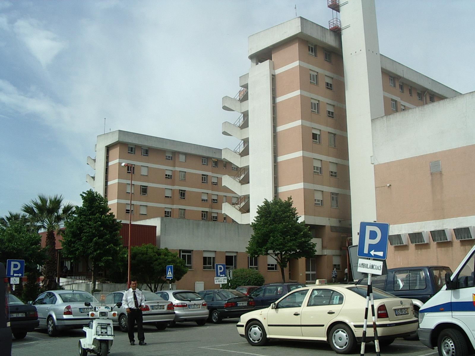 Resultado de imagem para Hospital Garcia de Orta
