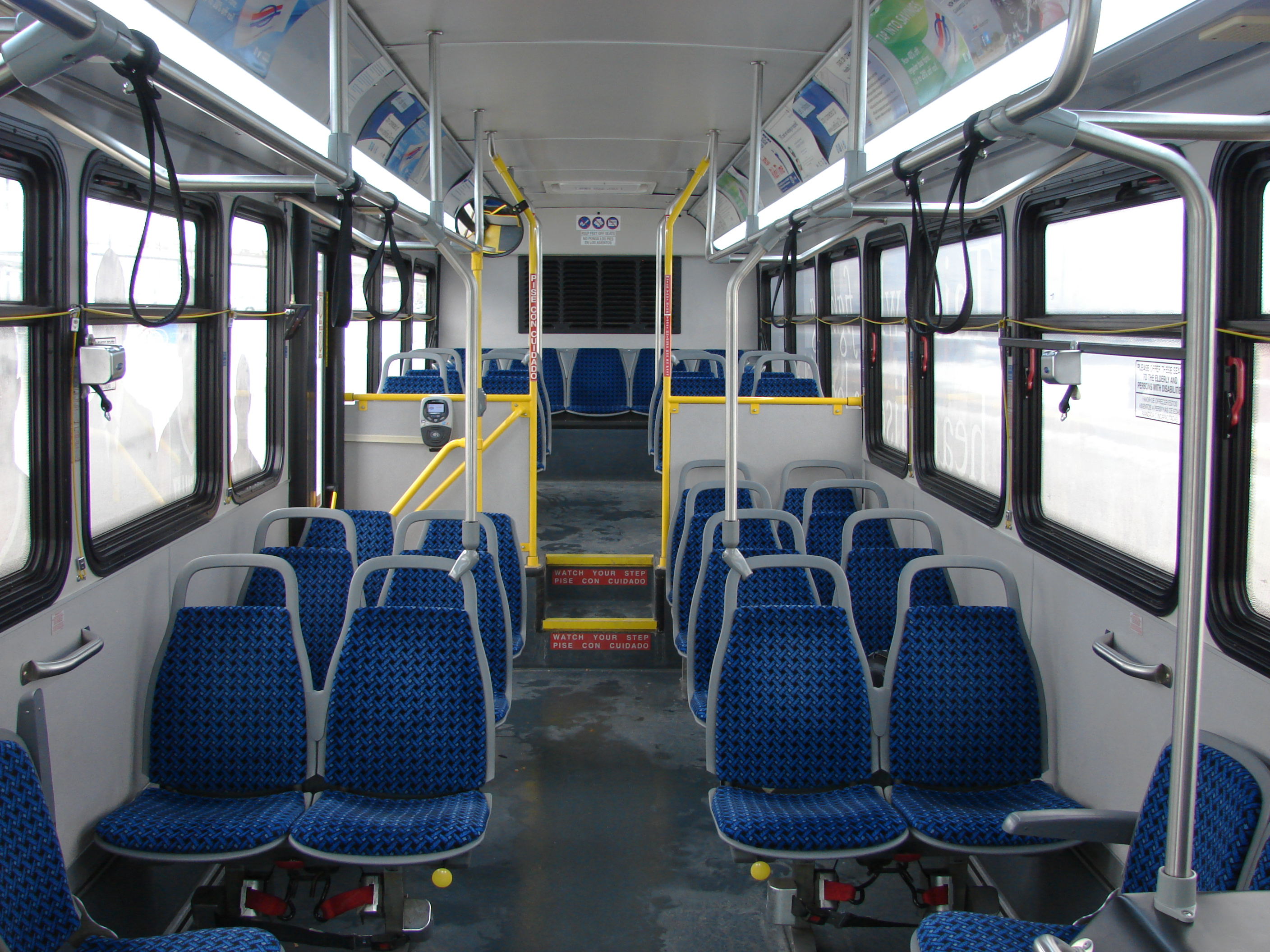 File Inside A Typical Uta Bus From The Front Jan 16 Jpg