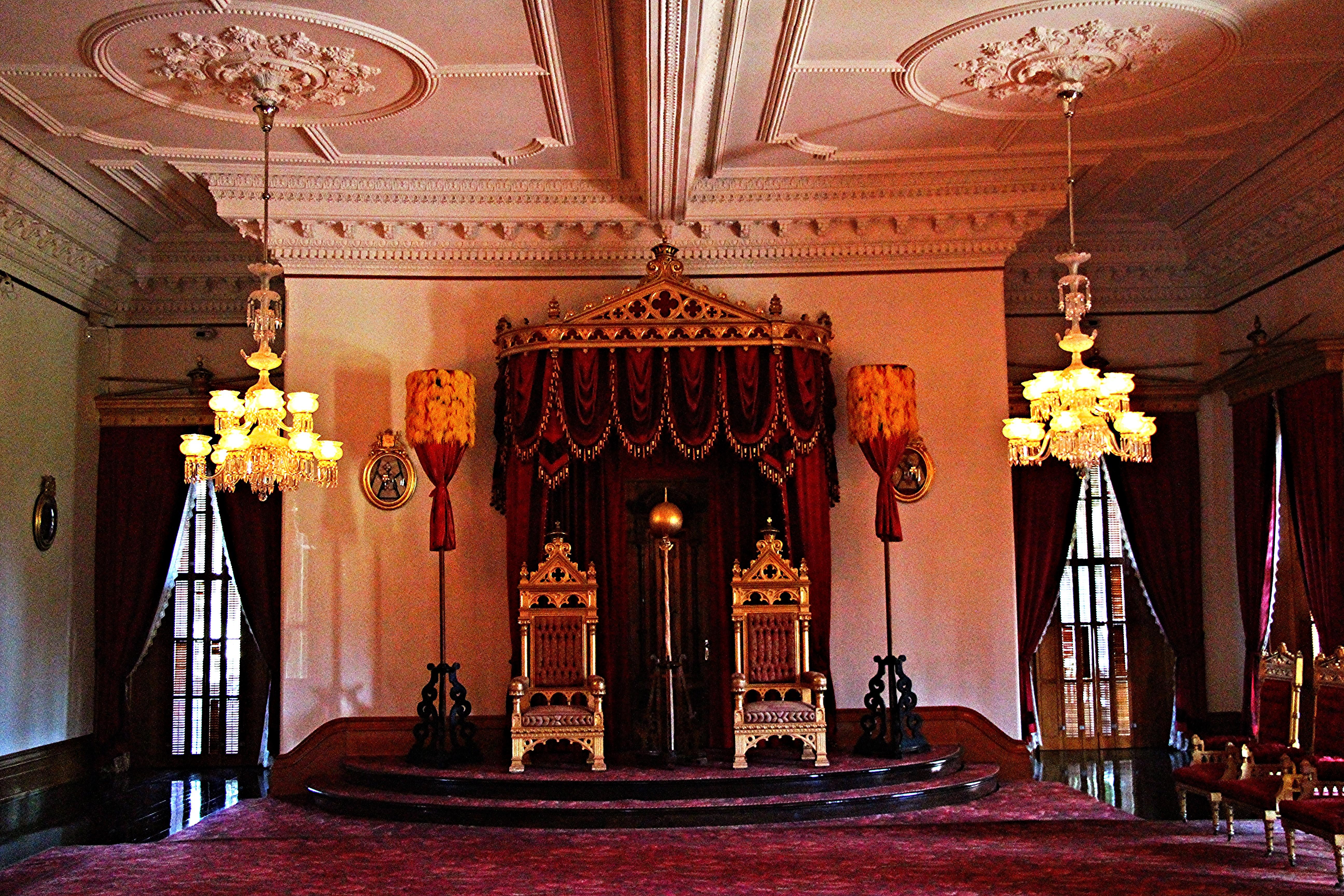 File:Iolani Palace Throne Room (15722872722).jpg ...