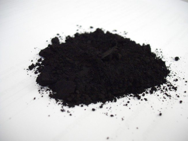Use For Synthetic Or Natural Iron Oxide