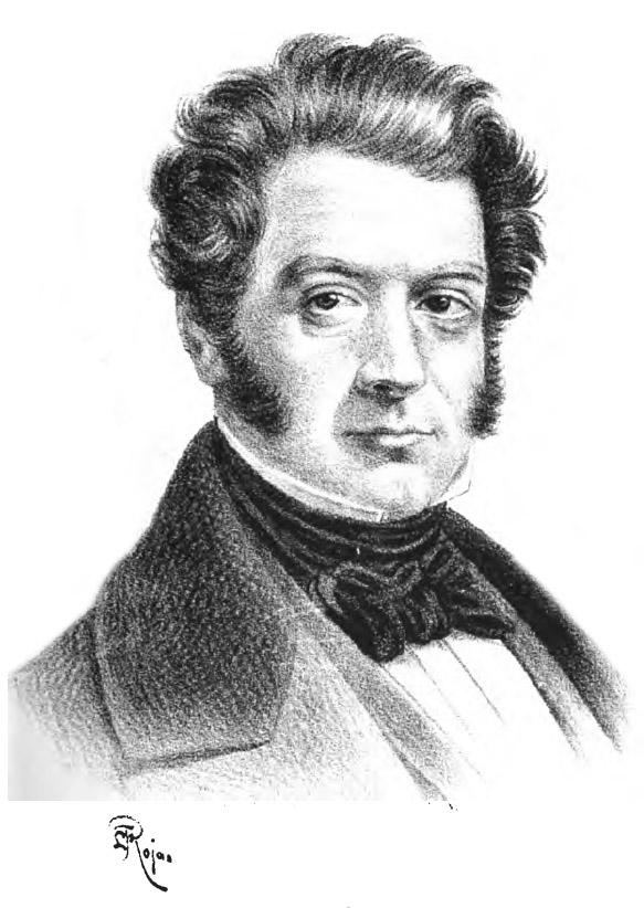 Depiction of Jorge Beauchef