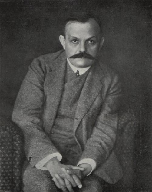 Josef Svatopluk Machar (1914)