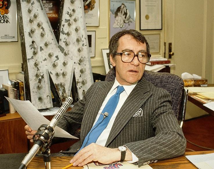 Papp in 1982