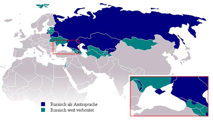 Ost trifft westrussisches Dating