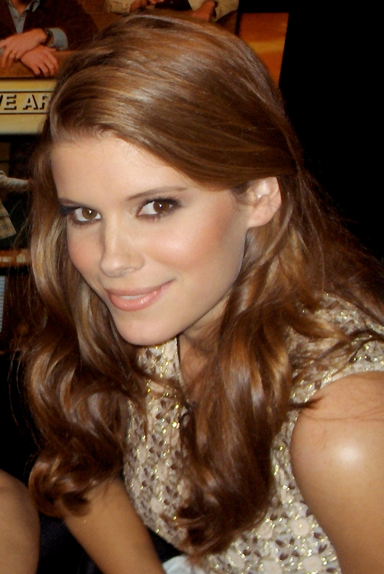 to seeing Kate Mara in the
