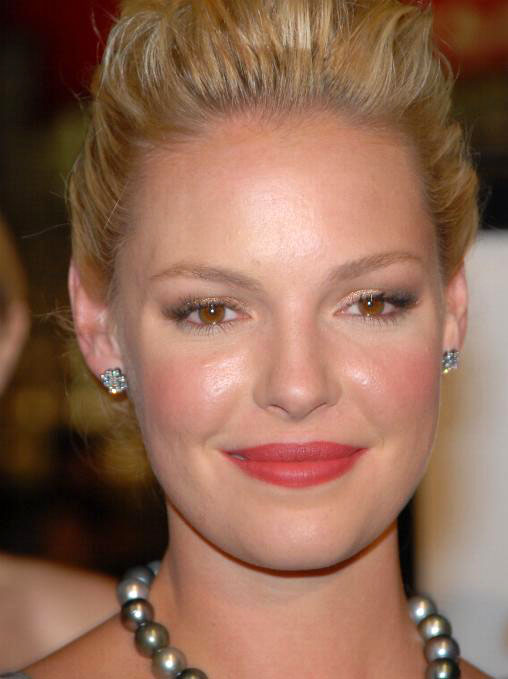 Katherine Heigl London