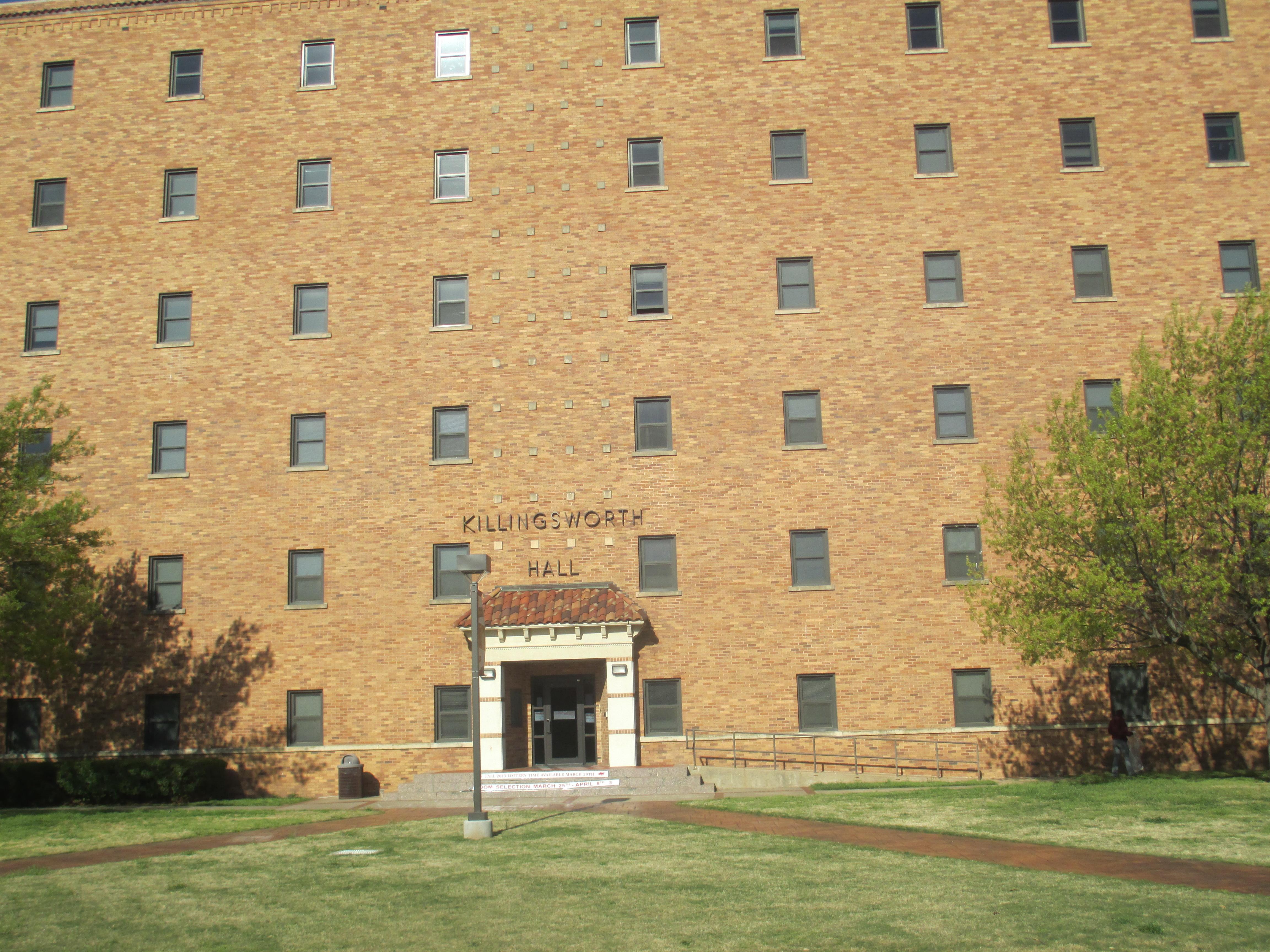 File Killingsworth Hall Midwestern State Univ Wichita Falls Tx Img 6943 Jpg