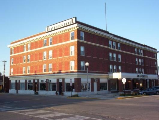 Travelers Hotel Kirksville Missouri Wikipedia