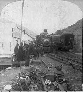Файл:Klondike Summit Station 1900.jpg