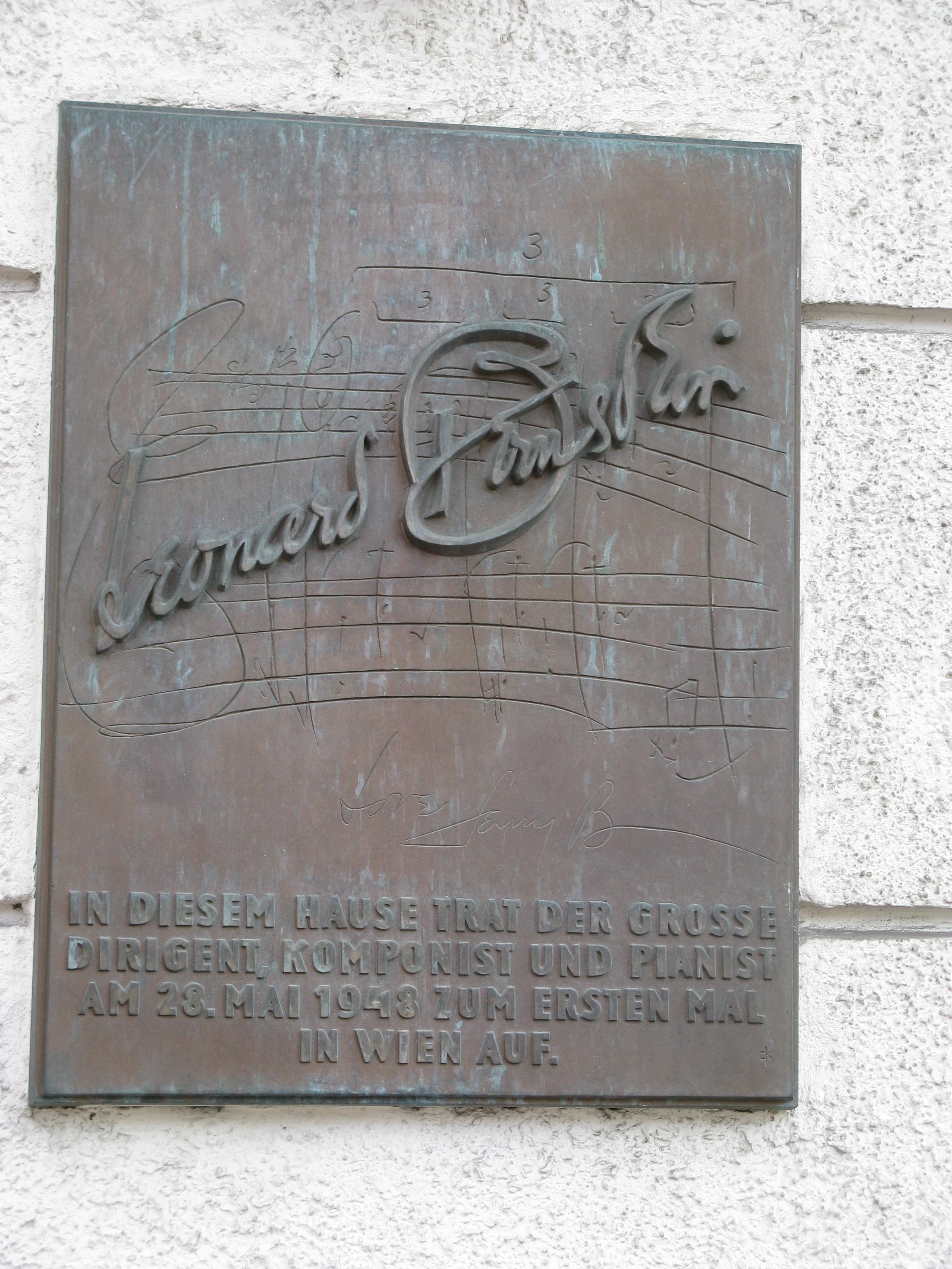 Konzerthaus, Vienna-Leonard Bernstein.jpg