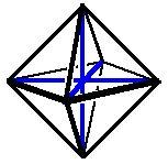 Resultado de imagen de octaedro