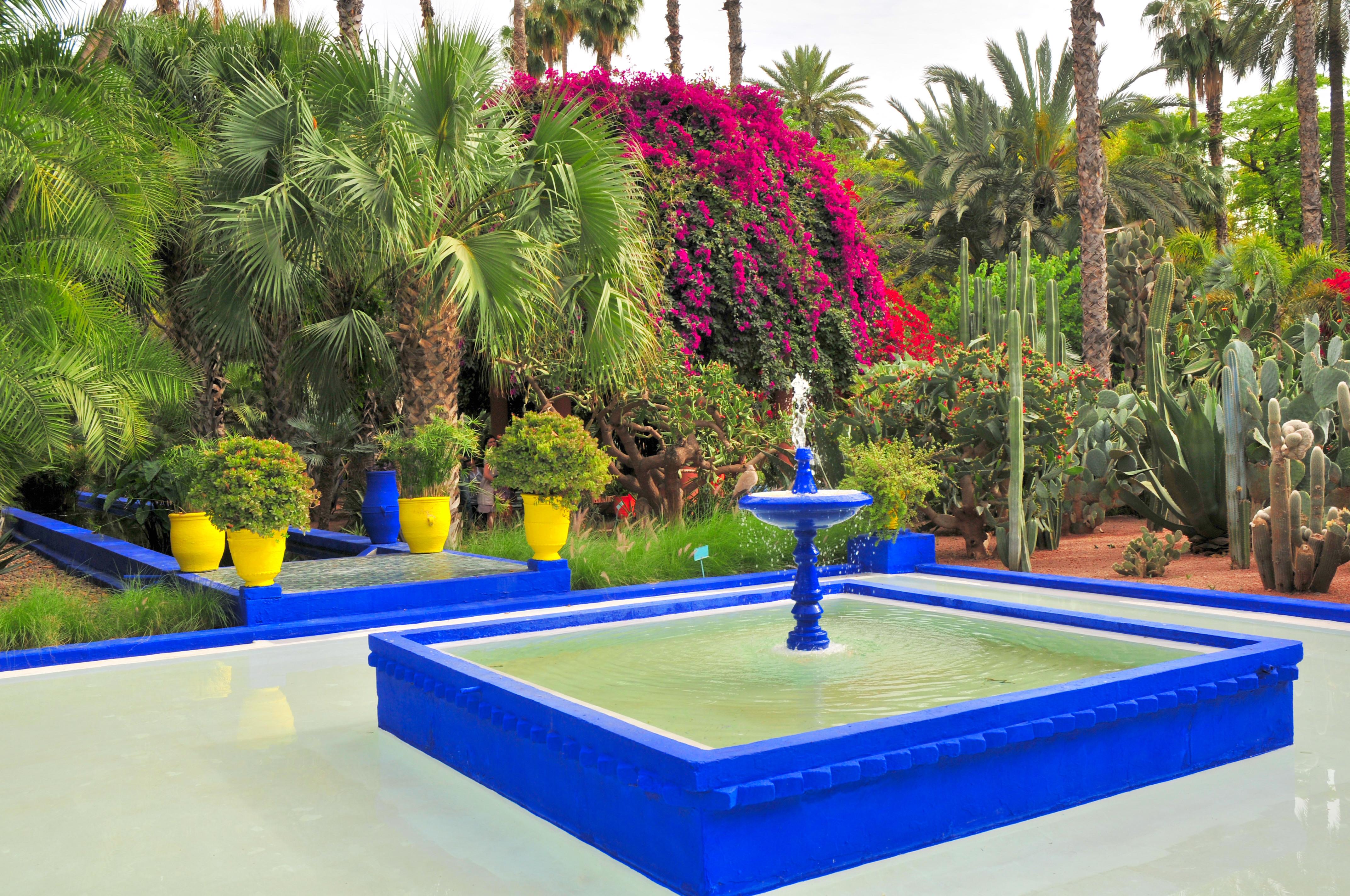 jardin majorelle marrakech morocco jardin majorelle pinterest marrakech morocco. Black Bedroom Furniture Sets. Home Design Ideas