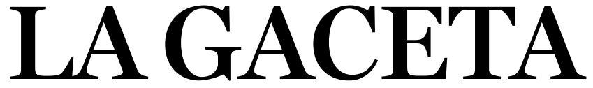Resultado de imagen de logo de la gaceta