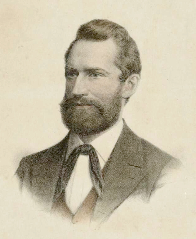 Ludwig Leichhardt. Foto: National Library of Australia