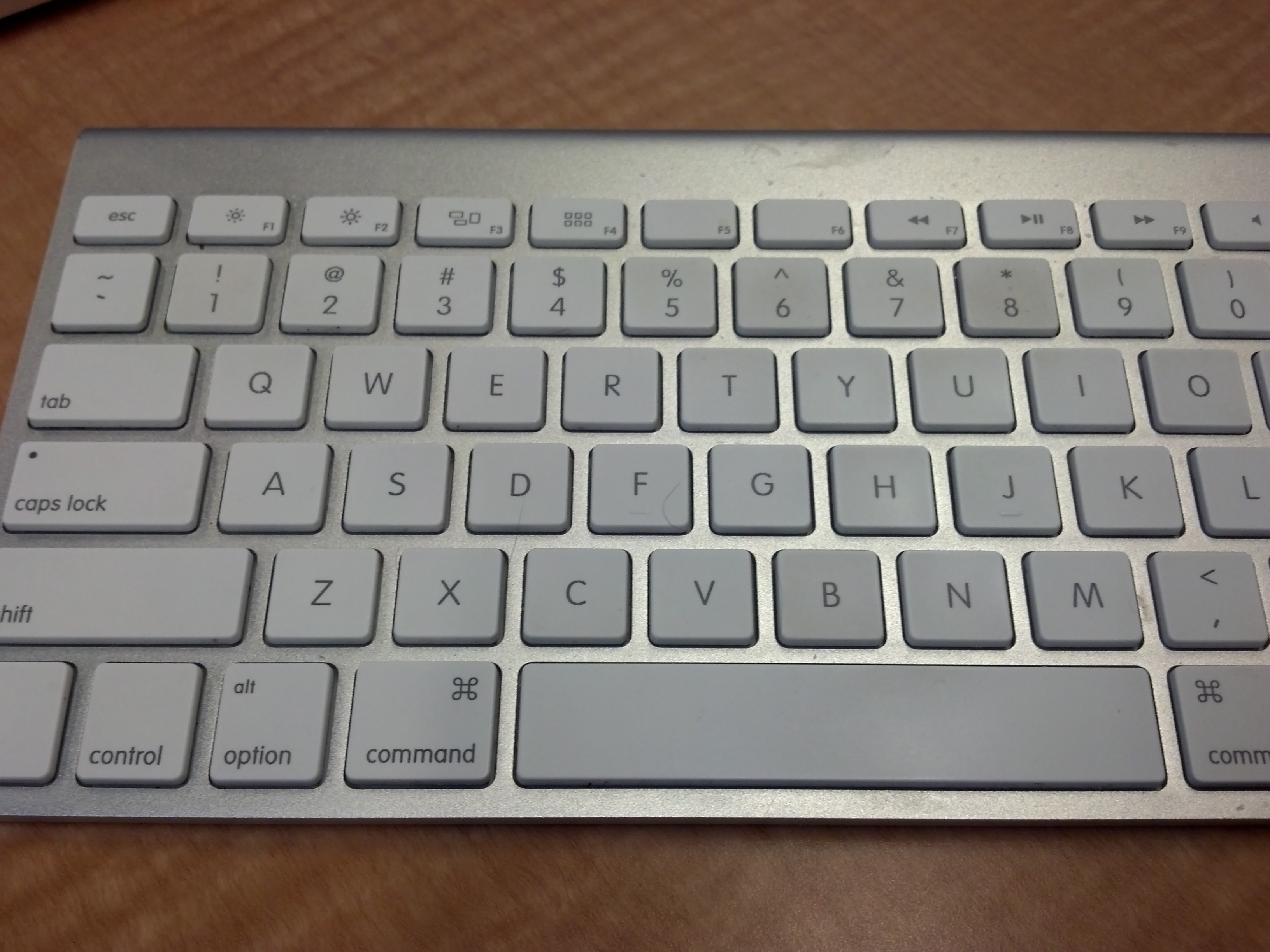 How do I open the keyboard