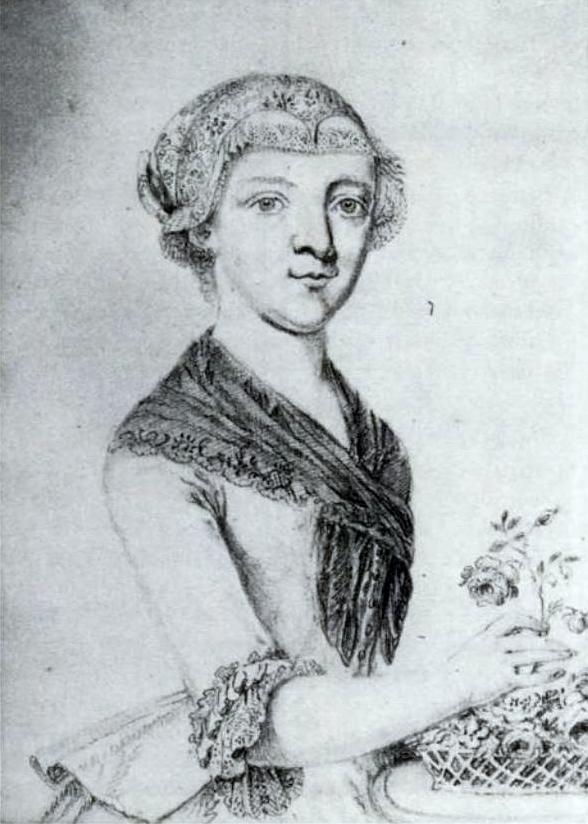 Briefe Von Mozart : Maria anna thekla mozart wikipedia