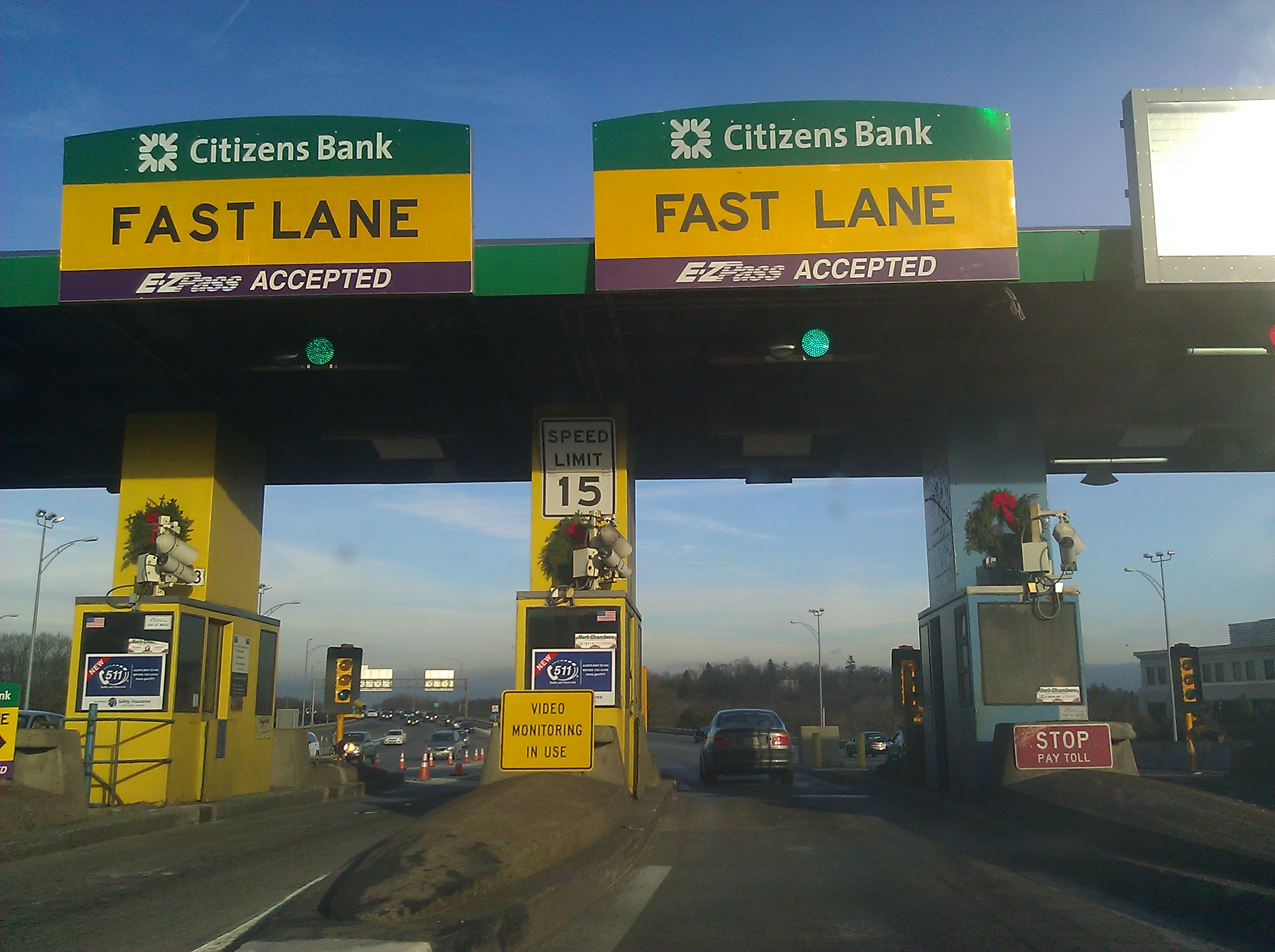 Security by design is  about fast lanes